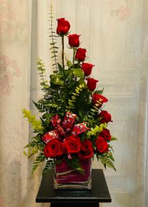 Valentine High Style Roses