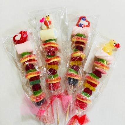 Valentine Kebab Valentines