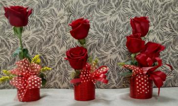 Valentine Kiss Arrangement