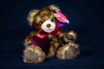 Valentine Minkies Plush