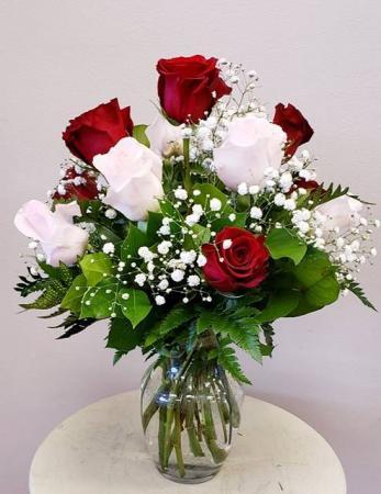 Valentine Mixed Dozen Valentine's Day