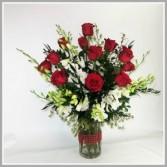 Exotic Love Vase