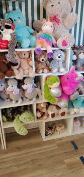Valentine Plush Animals