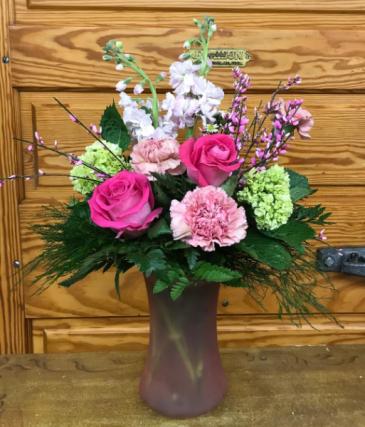 Valentine Softness Vase