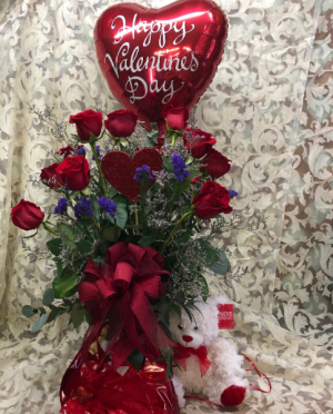 Valentine Special Flowers and Gifts in Moody, AL | Jean's Flowers