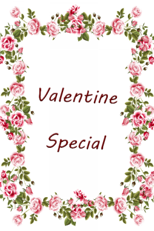 Valentine Special Vase arrangment in Hutchinson, MN | CROW RIVER FLORAL & GIFTS
