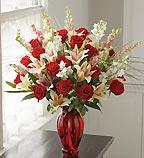 Elegantly Exquisite Valentine Fresh Flowers