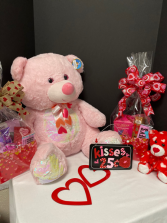 Valentine Teddy Bear Plush