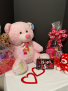 Valentine Teddy Bear Plush