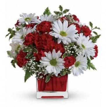 To My Sweetheart Vase Arrangement