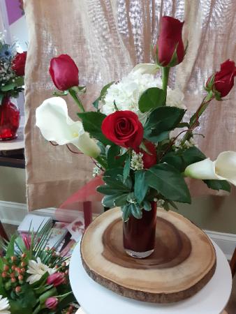 valentine with an attitude spiral valentines