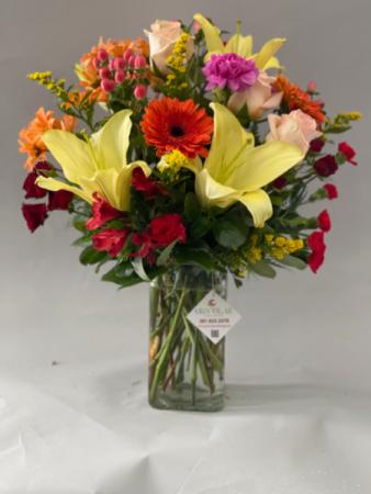 Valentines 2 Floral arrangement