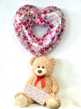 Valentine's Bear Bundle