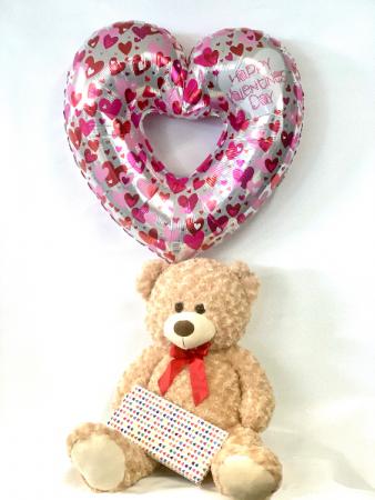 Valentine's Bear Bundle