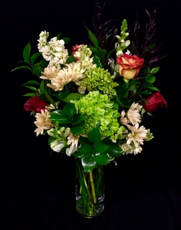 Bright & Cheery Mixed Floral Colors