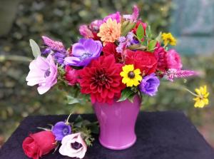 Valentine's Day Arrangement Rich & Juicy  in Missouri City, TX | Flower Peddler