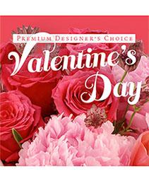 Valentine's Day Artistry Premium Designer's Choice