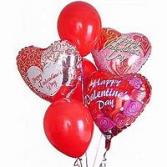 Valentine's Day Balloons Bouquet