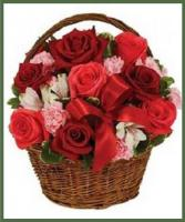 Valentine's Day Basket Item #BF246-11KL