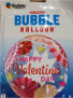 Valentines Day Buubble Balloon