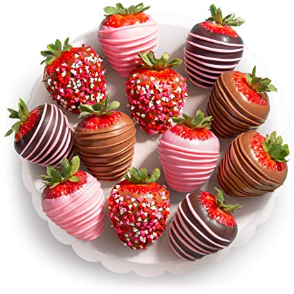 Valentine S Day Chocolate Covered Strawberries Valentines In Trumann Ar Blossom Events Florist