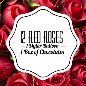 Valentine's Day Combo  in Mount Pearl, NL | MOUNT PEARL FLORIST