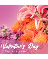 Valentine's Day<br/>Designer's Choice