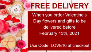 Valentine's Day - Early Delivery Special  in Granger, IN | Yellow Rose Florist