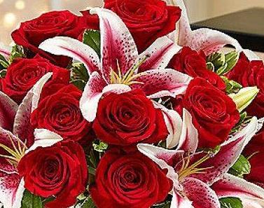 Valentine S Day Florist Design Valentine S Day Mixed Arrangement