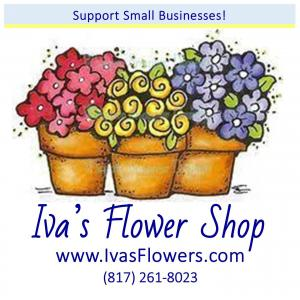 Don't Be Alarmed!  You're at the right place :) Iva's is now Erinn's Creations Florist in Arlington, TX | Erinn's Creations Florist