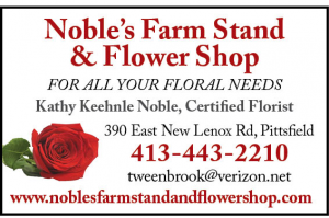 Valentine's Day Open February 14th 2021 in Pittsfield, MA | NOBLE'S FARM STAND AND FLOWER SHOP