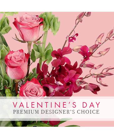 Valentine's Day Premium Designer's Choice