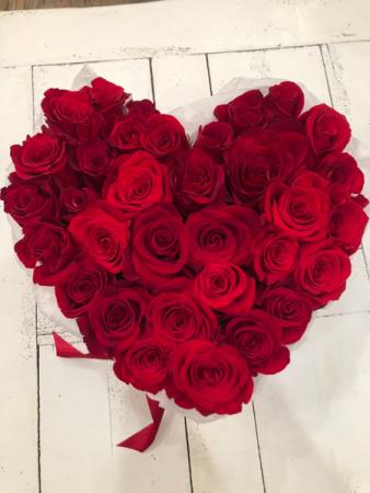 Valentine's Day Red Heart