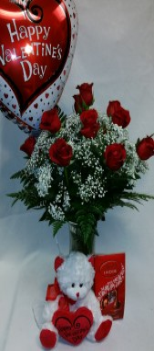Valentine S Day Flowers Saint Simons Island Ga A Courtyard Florist