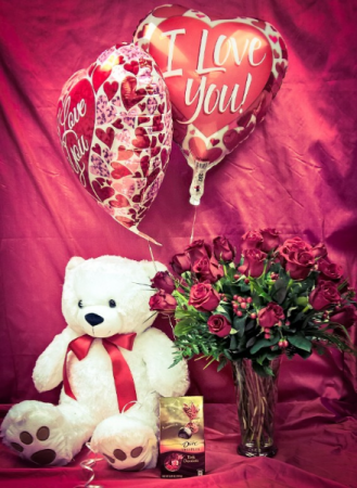 Deluxe Valentine\'s Day Special A Special Gift for a Special ...