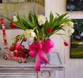 Spread the Joy Tulips Bouquet