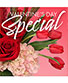 Valentine's Day Weekly Special