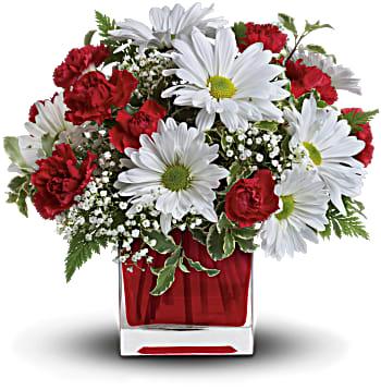 Valentines Delight Vase