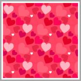 Valentine's Designers Choice Just Right Arrangement