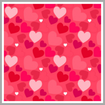Valentine's Designers Choice Petite Arrangement