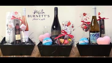 Just The Two Of Us Gift Basket