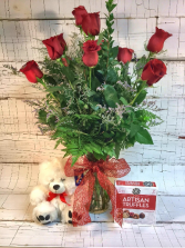 Valentine's Grande Deal Arrangement