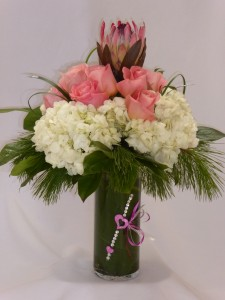ADORABLE VALENTINE -     I Love You Baby Flowers Roses Gifts,  Chocolates & Gifts, AMAPOLA BLOSSOMS Prince George BC,