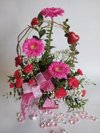 Valentine's Love Fresh flowers