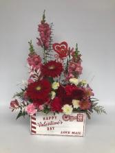 VALENTINES LOVE MAIL