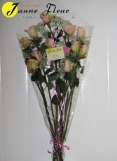 Rose Packages in Red or Pink