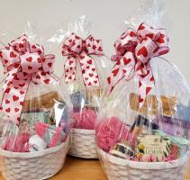 Valentine's Pamper Me Basket Gift Baskets