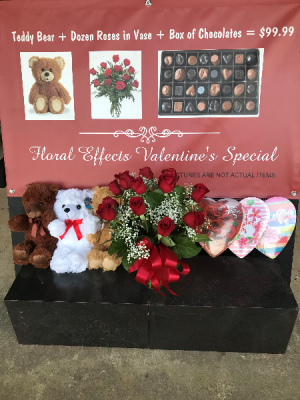 Valentine's Special  in Fort Worth, TX | FLORAL EFFECTS