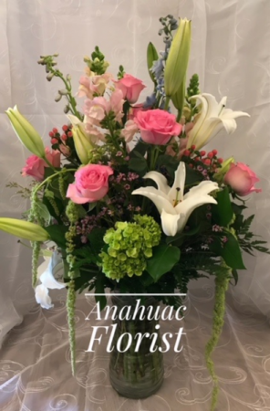 Mother's Day Spring Bouquet Fresh Spring