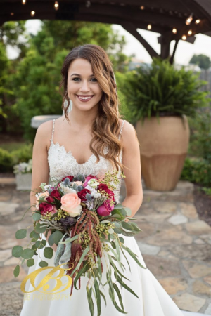 Valley Crest  Bridal Bouquet